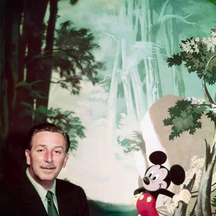 14 astonishing facts about Walter Elias Disney