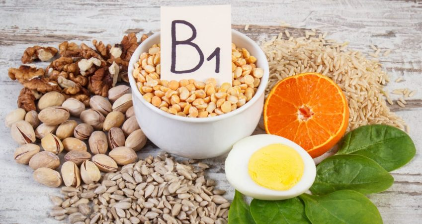Benefits of Vitamin B1